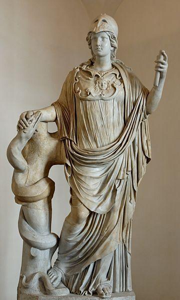 resume for the greek god athena
