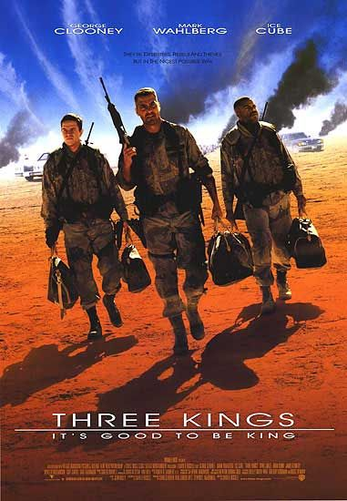 Three Kings 1999 R 1h 54min Action Adventure Comedy 1