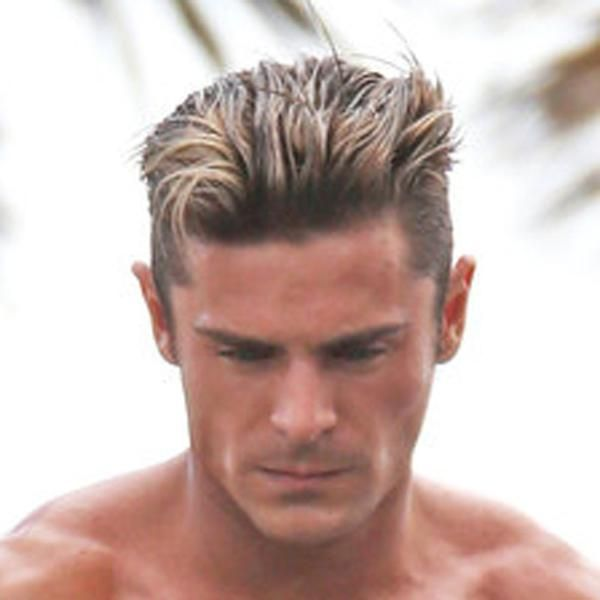 Zac Efron Baywatch Hair What Is The Haircut How To Style Zac