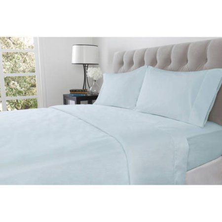 Hotel Style 600 Thread Count Opti Fit Sheet Set Blue