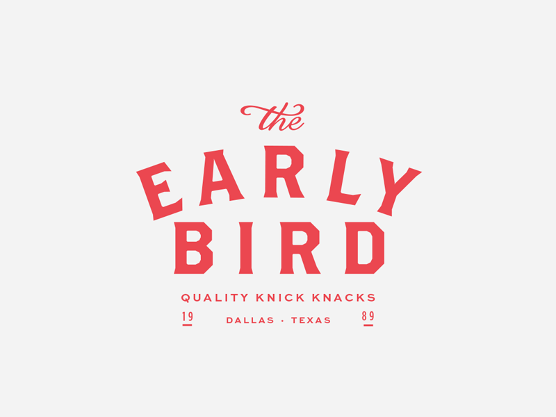 The Early Bird by Audrey Elise
