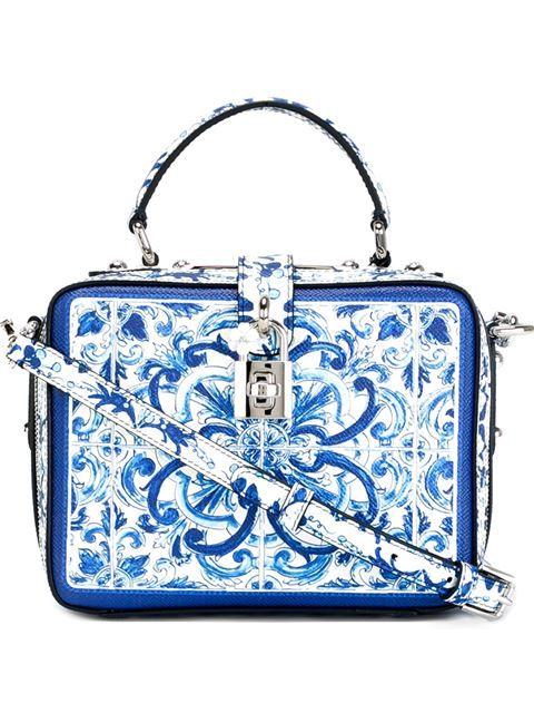 Shop Dolce & Gabbana 'Rosary' shoulder bag in Eraldo from the world's best independent boutiques at farfetch.com. Shop 300 boutiques at one address.