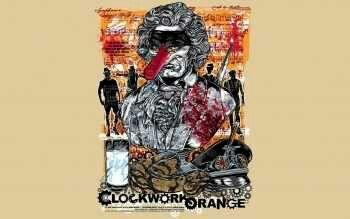 Pin By Madcap On A Clockwork Orange Clockwork Orange Orange Wallpaper Clockwork
