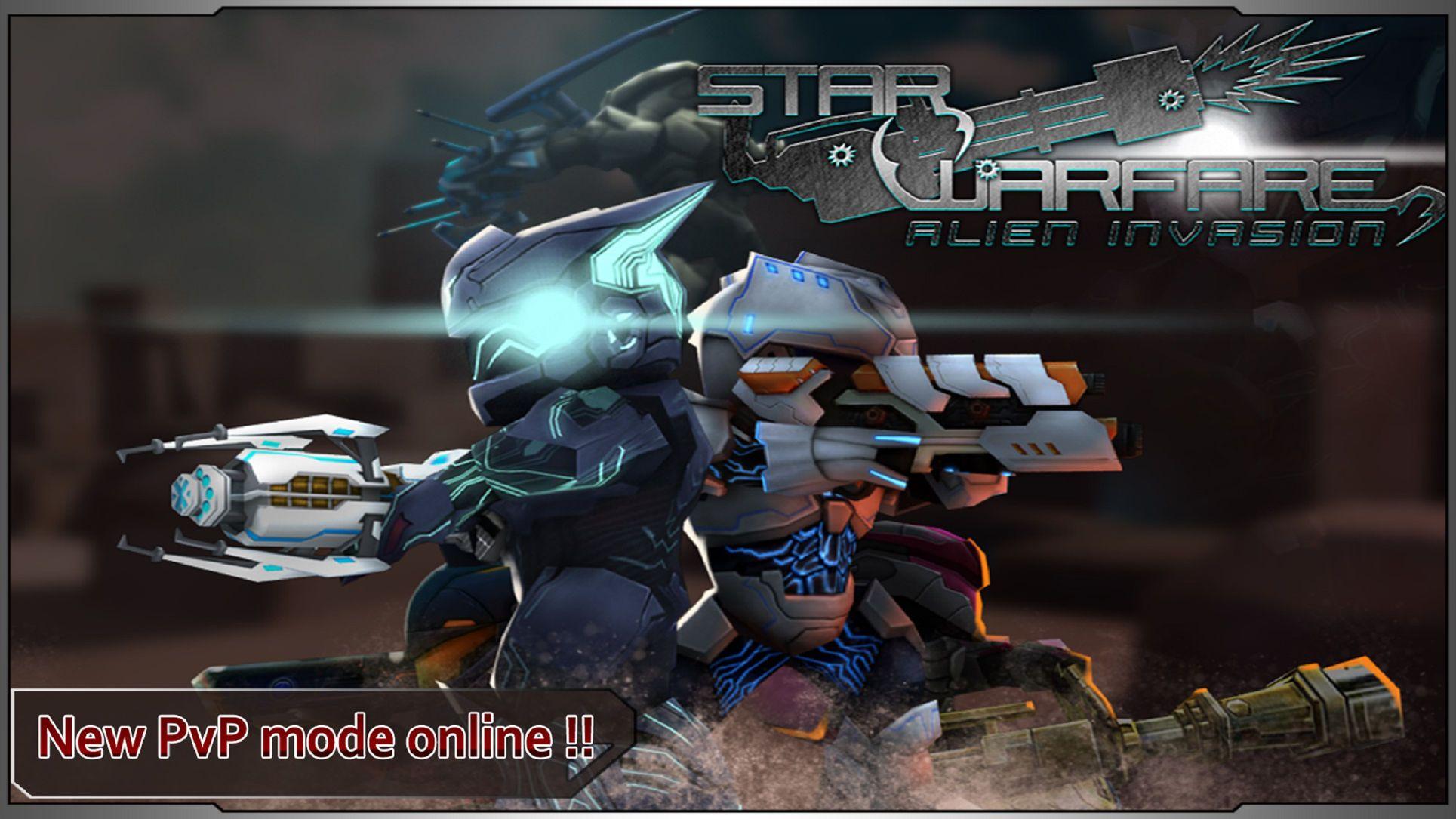 Star WarfareAlien Invasion ActionGamesiosArcade