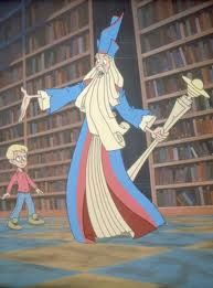 I Am The Pagemaster Keeper Of Books And Guardian Written Word