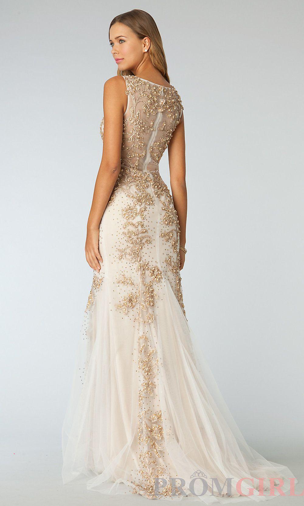 Long prom dress style atac front image promspiration