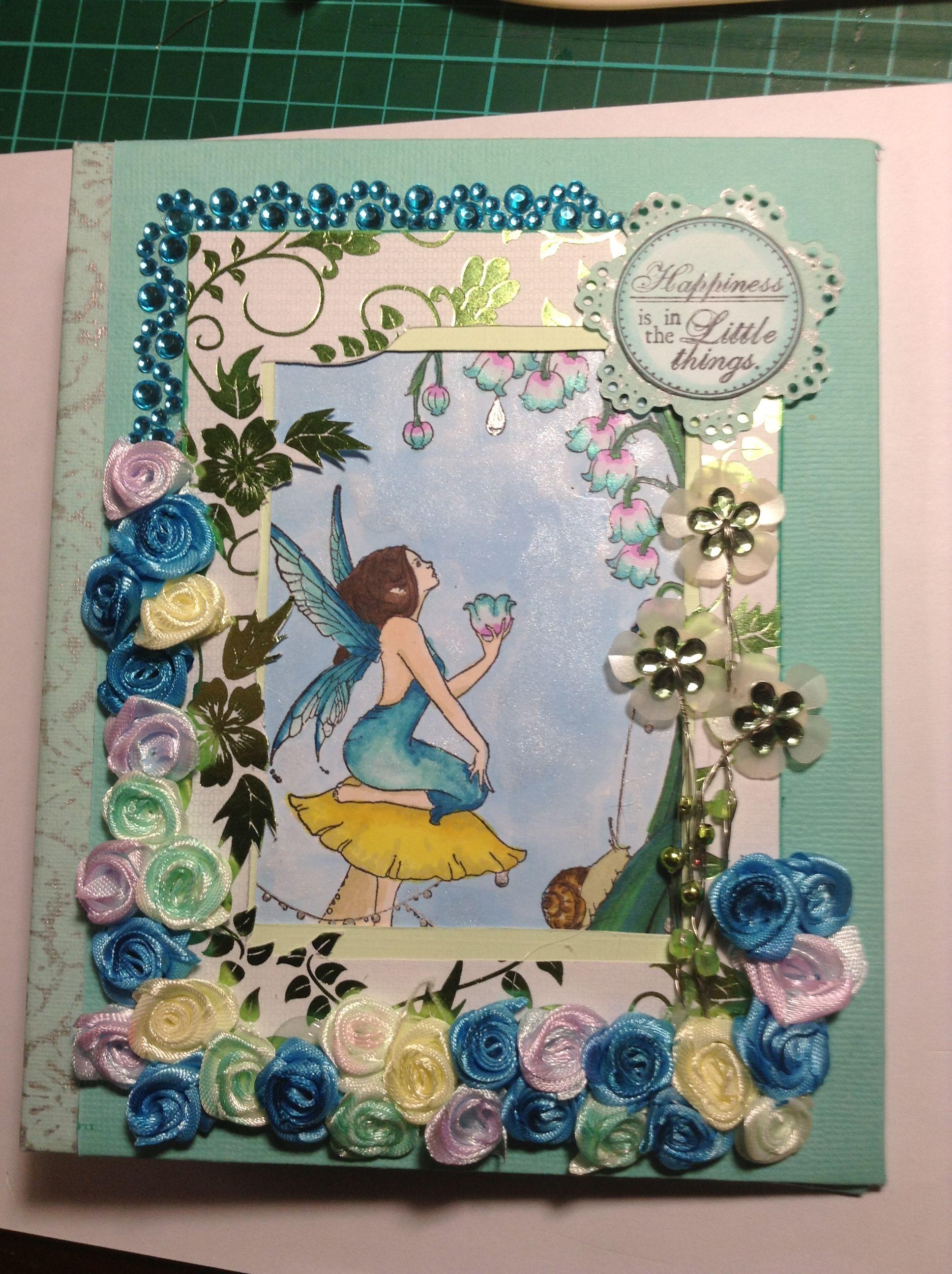 Handmade Book Cover Victoria Brook Designs Www Facebook Com
