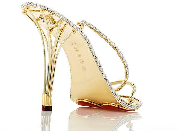 Eternal Diamond Stiletto Sapatos De Diamante Calcanhar E