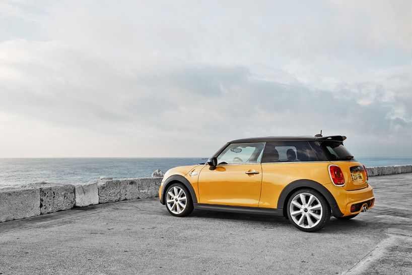 Dreamcar Mini Cooper I Prefer It In Darkened Green Or Grey Hope One Day This Will Be Mine