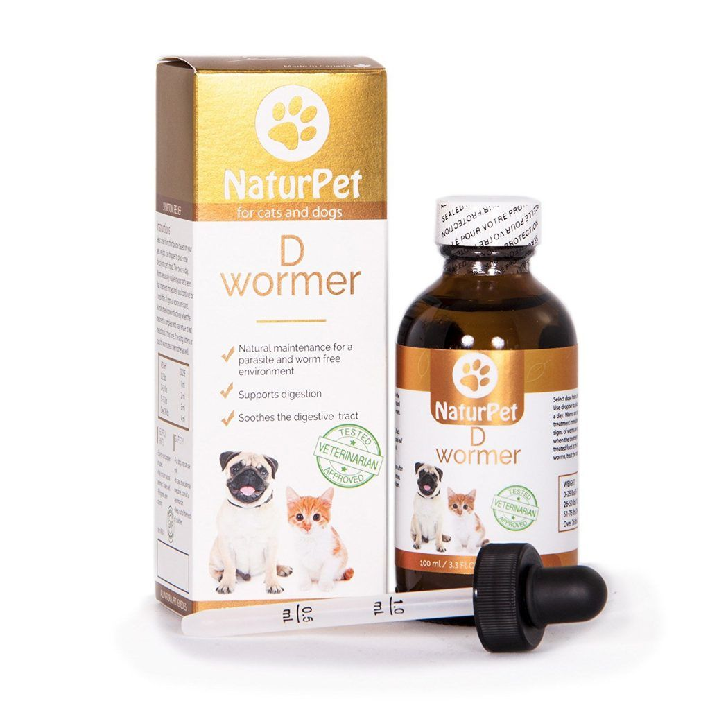 Best Dewormer For Cats Available Over The Counter