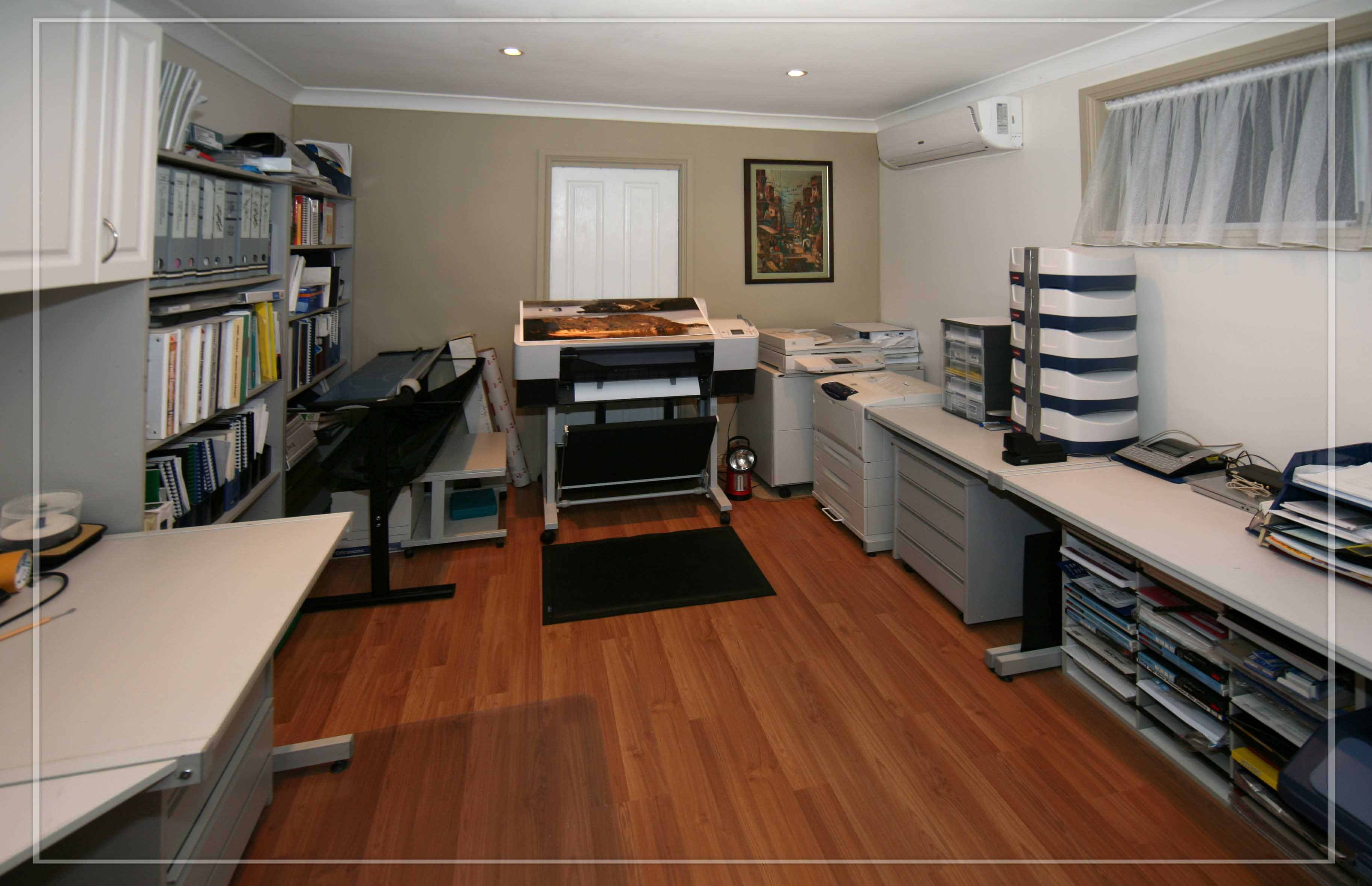 Google image result for for Small office in garage