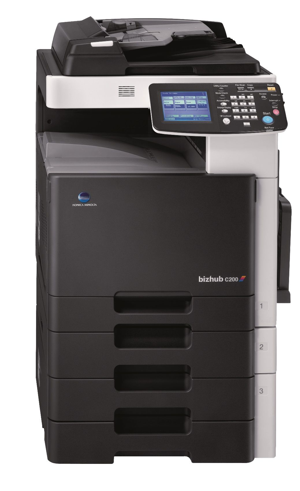 Konica Minolta Bizhub 235 MFP Universal Postscript Windows 8 Drivers Download (2019)