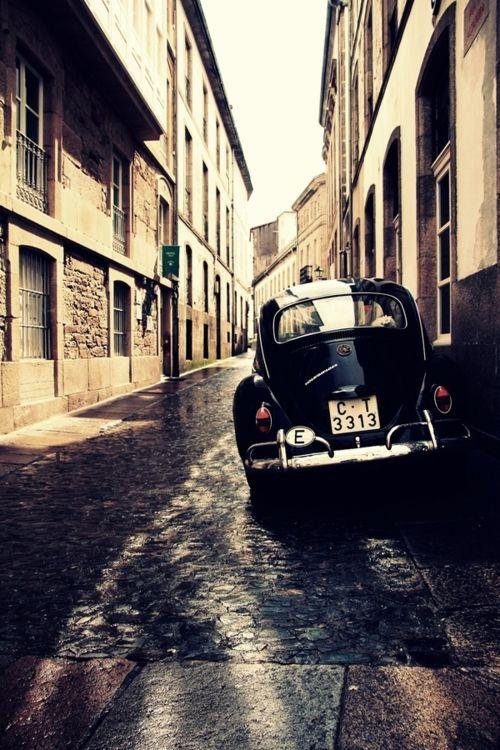 black volkswagen fell in love garage life pinterest cars vw beetles and volkswagen. Black Bedroom Furniture Sets. Home Design Ideas