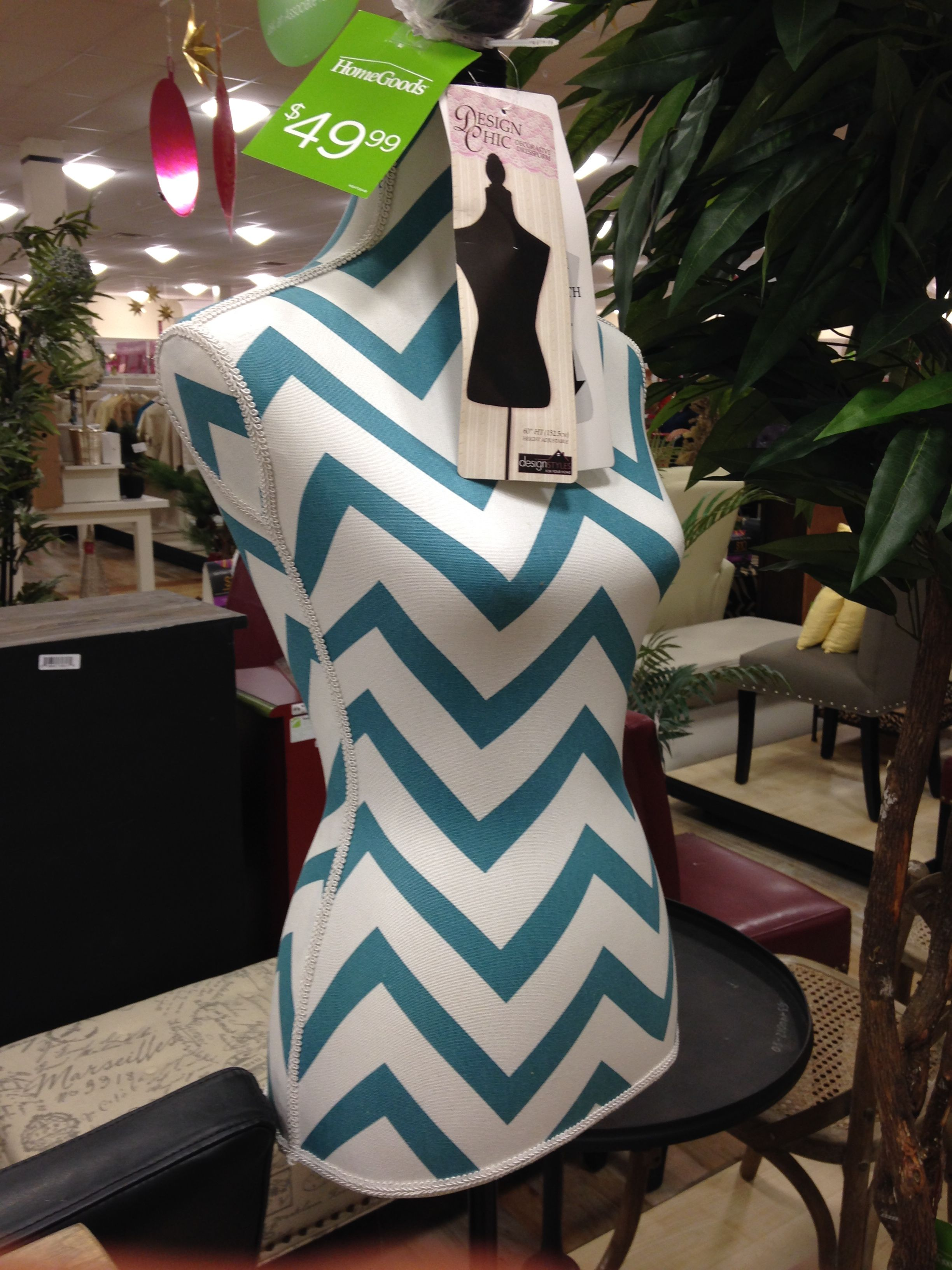TJ Maxx Home Goods Decorative Dress Form. TJ Maxx Home Goods Decorative Dress Form   Interior Design