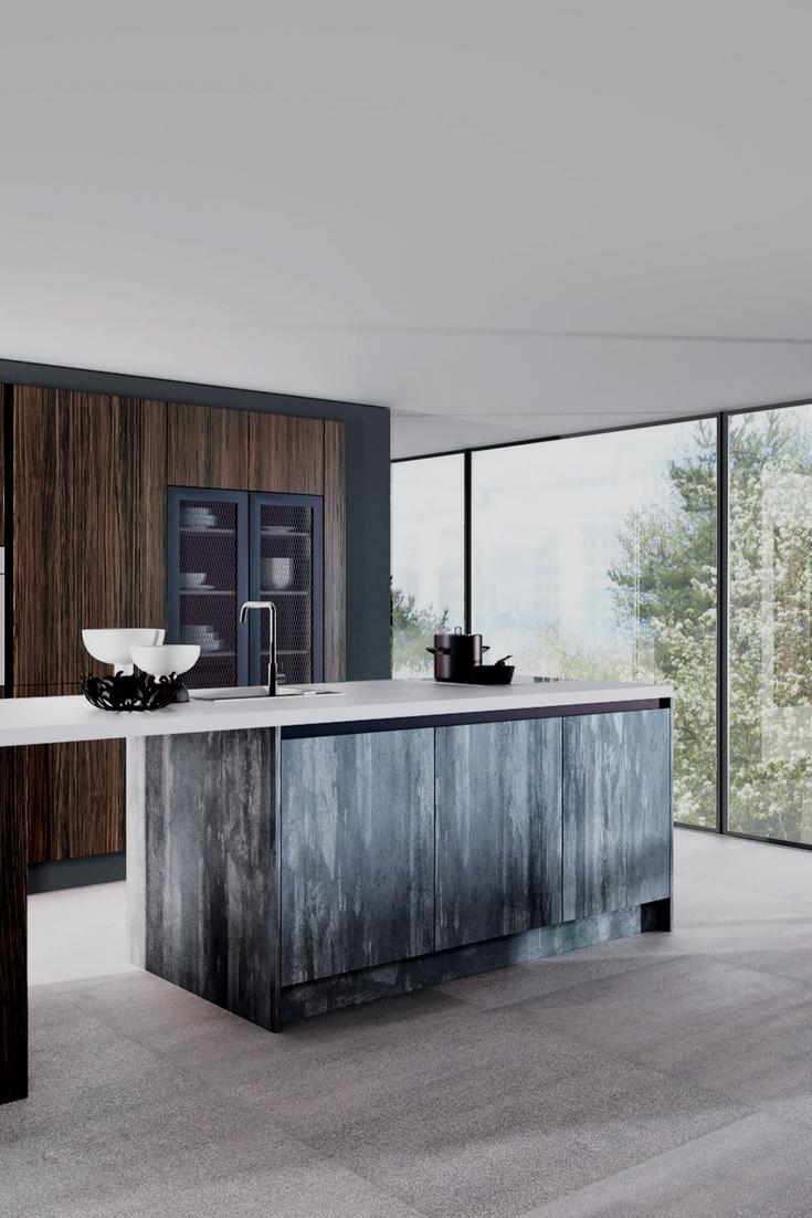 Graue Küche: Die 6 schönsten Ideen und Bilder | Pinterest | Graue ...