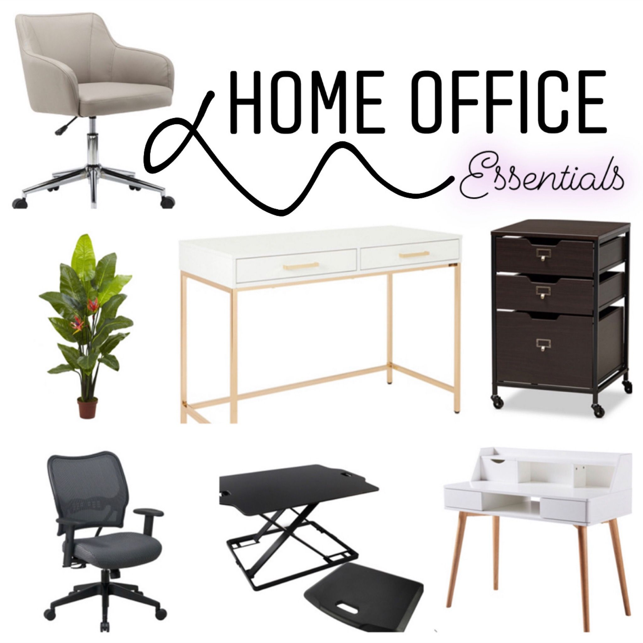 Home Office Essentials In 2020