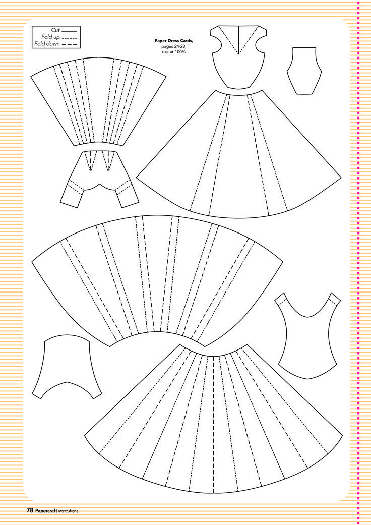 paper fold templates