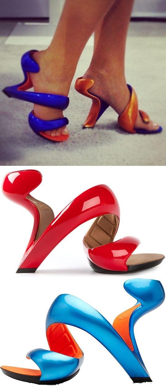 "6e7560d17b Julian Hakes ""Mojito"" Twisted Sandals"