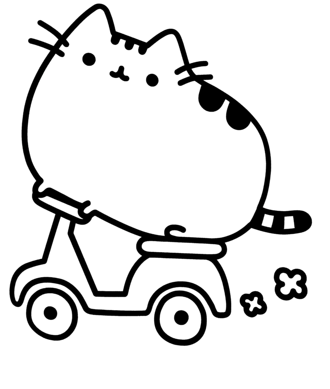 Printable Cute Dogs And Cats Coloring Pages Google Search Cat Decal Cat Decal Stickers Cat Coloring Page