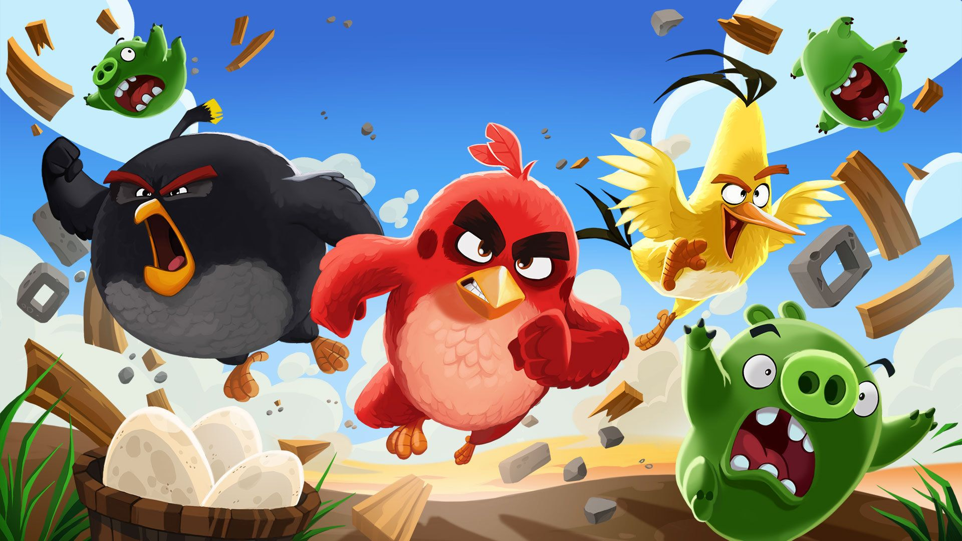 Angry Birds Angry Birds Wiki Fandom Powered By Wikia 1920 1080