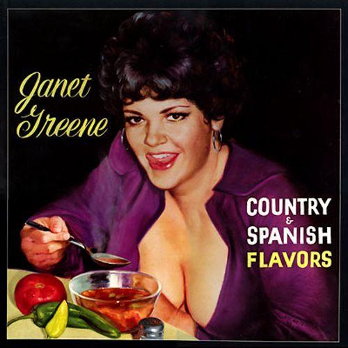 Worst Album Covers Janet Greene Boobs
