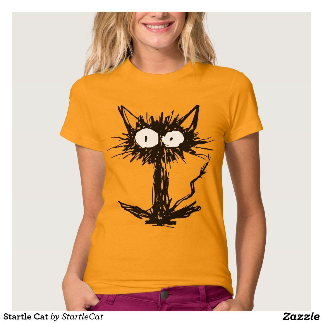 Startle Cat Shirt