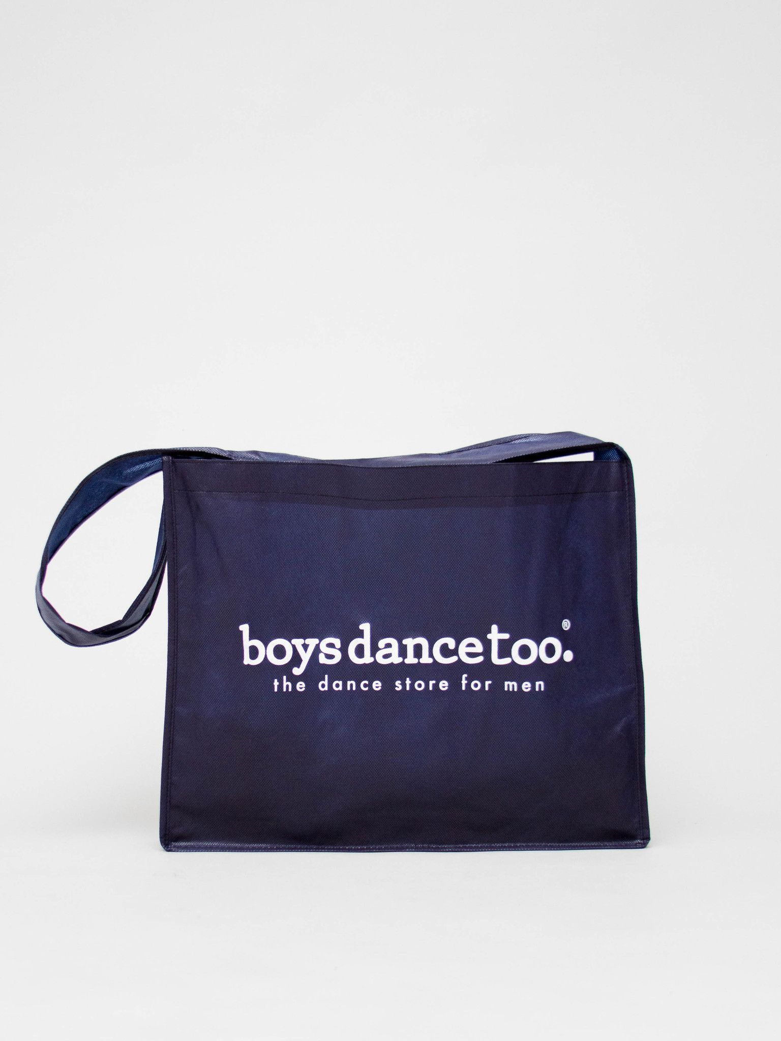 Reusable Shopping Bag | Men's and Boys' Dancewear - boysdancetoo ...