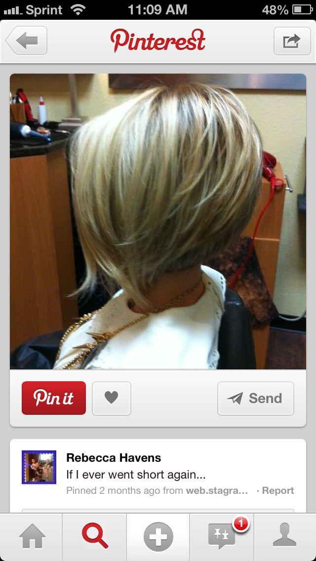 Backside Of Chinshoulder Length Bob Hair Pinterest Shoulder