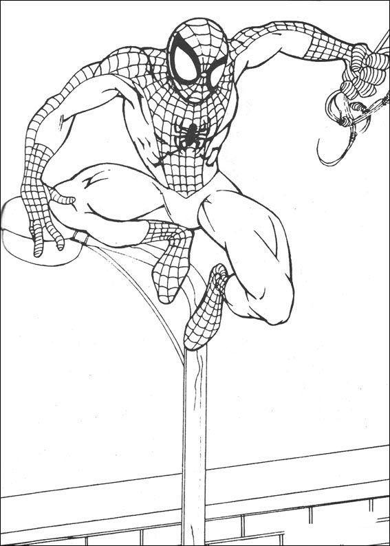 spiderman ausmalbilder 62  ausmalbilder lustige