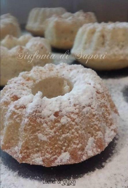 Sinfonia di sapori > White cakes supreme - tartellete bianche alla vaniglia