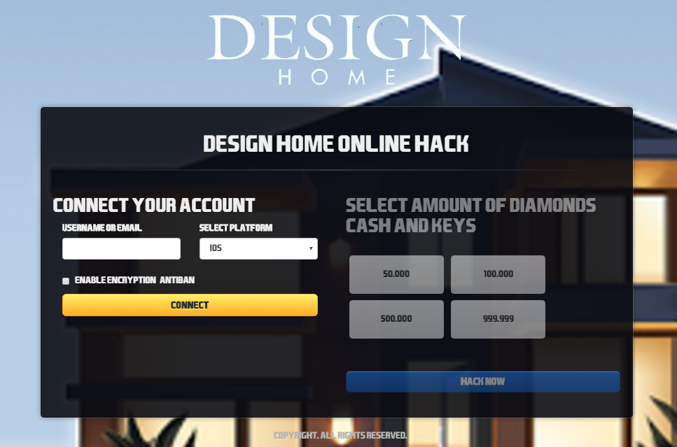 Design Home Hack Free Cash Diamonds And Keys Live Proof Design Home Hack And Cheats Design Home Hack 2019 Up Design Home Hack House Design Survey Design