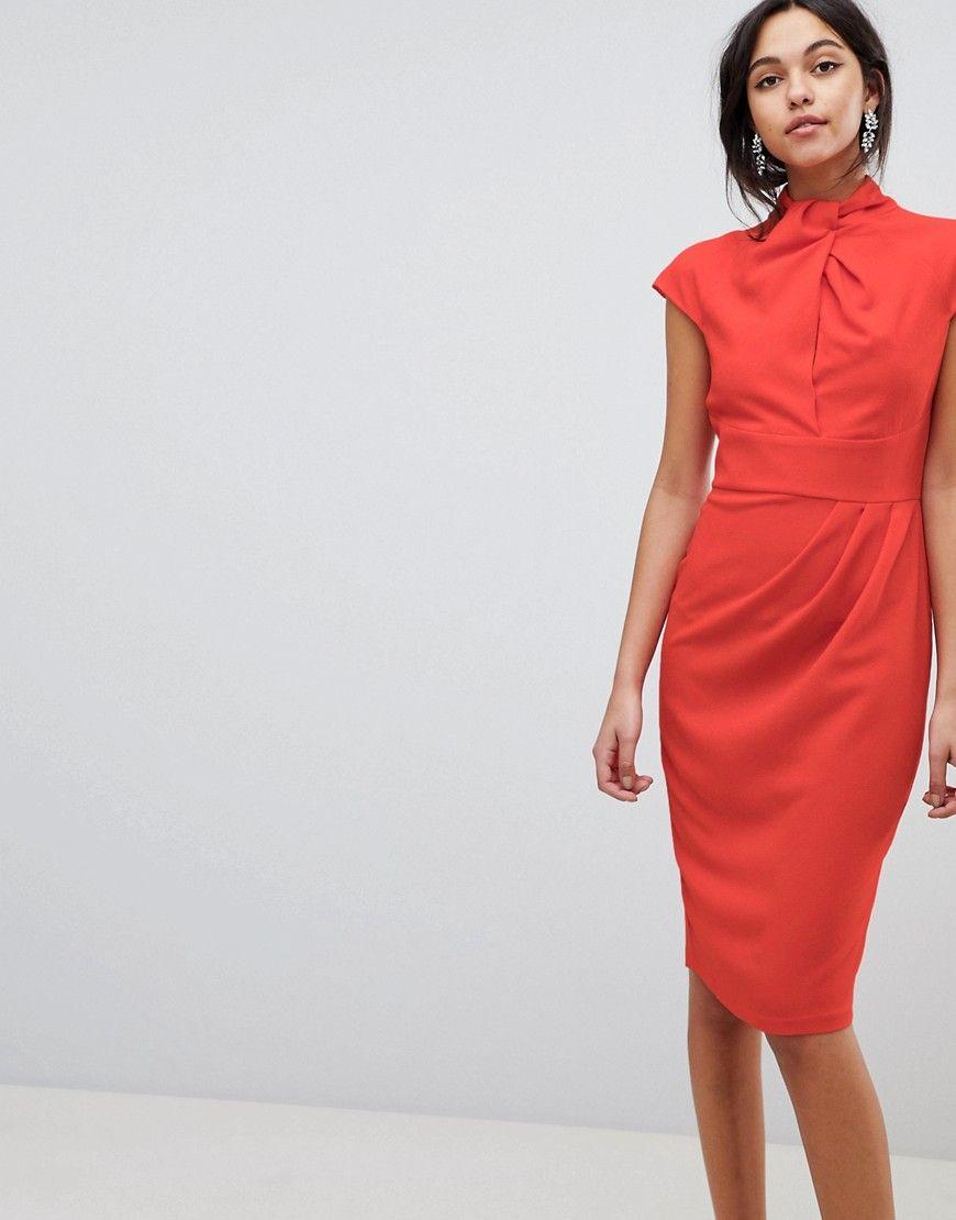Kleid rot asos