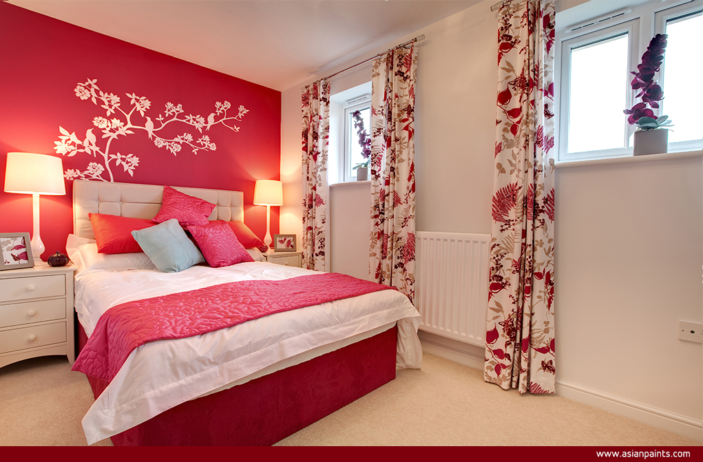 Madder Red Has The Power To Evoke A Multitude Of Emotions It Also Has The Unanticipated Versatility To Work With A M Bedroom Red Bedroom Design Bedroom Colors