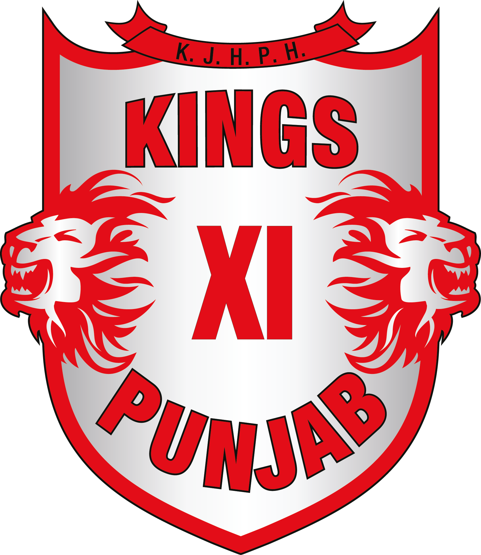 Kings XI Punjab Logo [kxip.in] Download Vector Kolkata