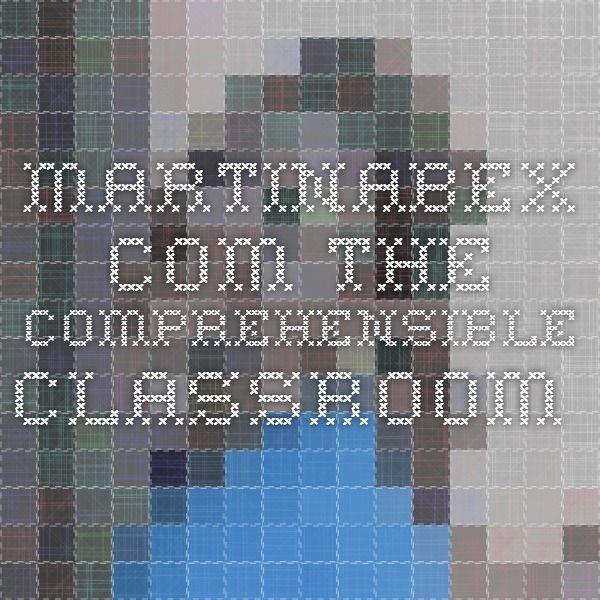 martinabex.com the comprehensible classroom
