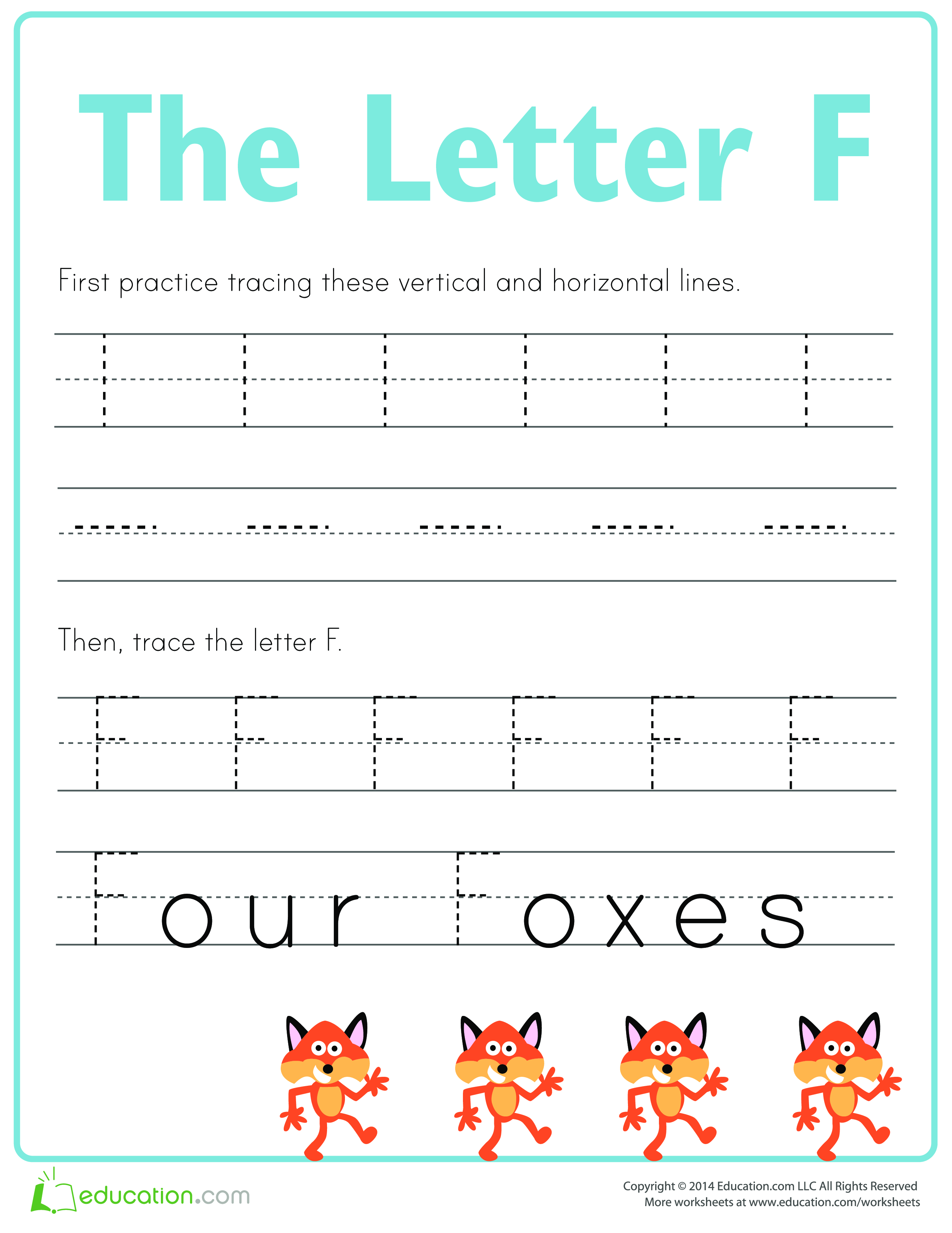 Practice To Write Letter F Learn How To Write Letter F Preschool Worksheets Free Printables Preschool Worksheets Free Preschool Worksheets [ 3300 x 2550 Pixel ]