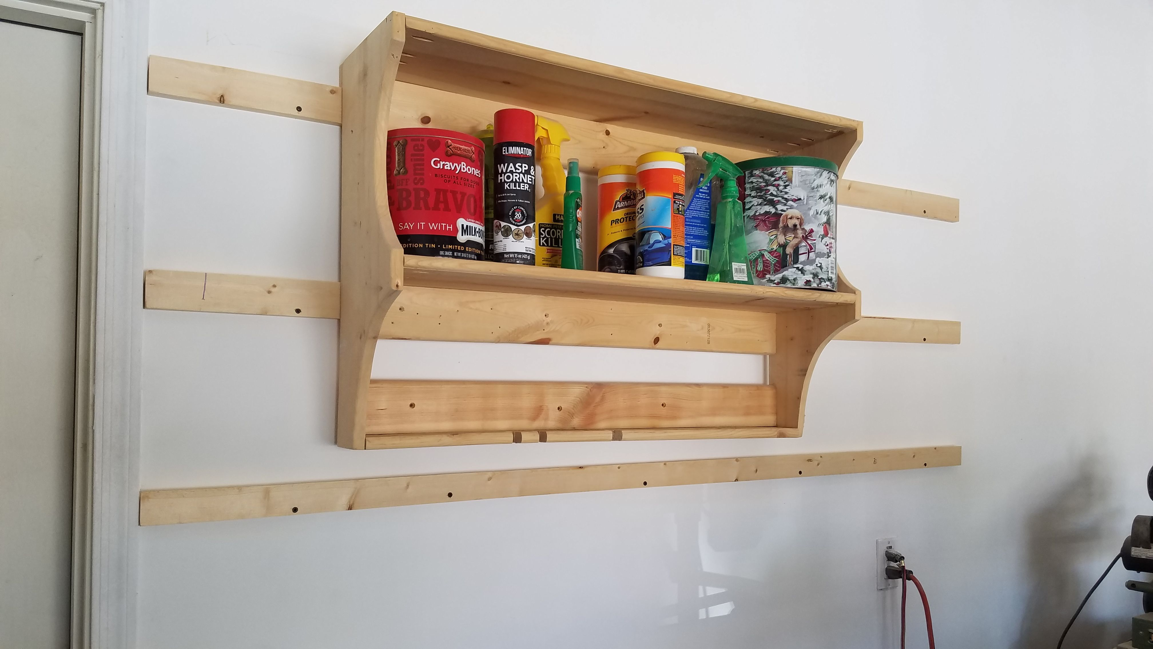 Storage Travel Case For A Vintage Metal Clarinet Part 2 Wall Storage Floating Shelves Wood Projects