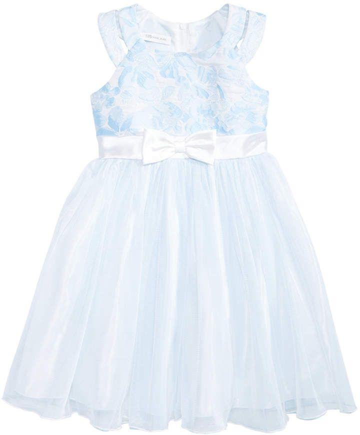 7e09e4385d0 Bonnie Jean Floral Jacquard Ballerina Dress, Big Girls | Products in ...