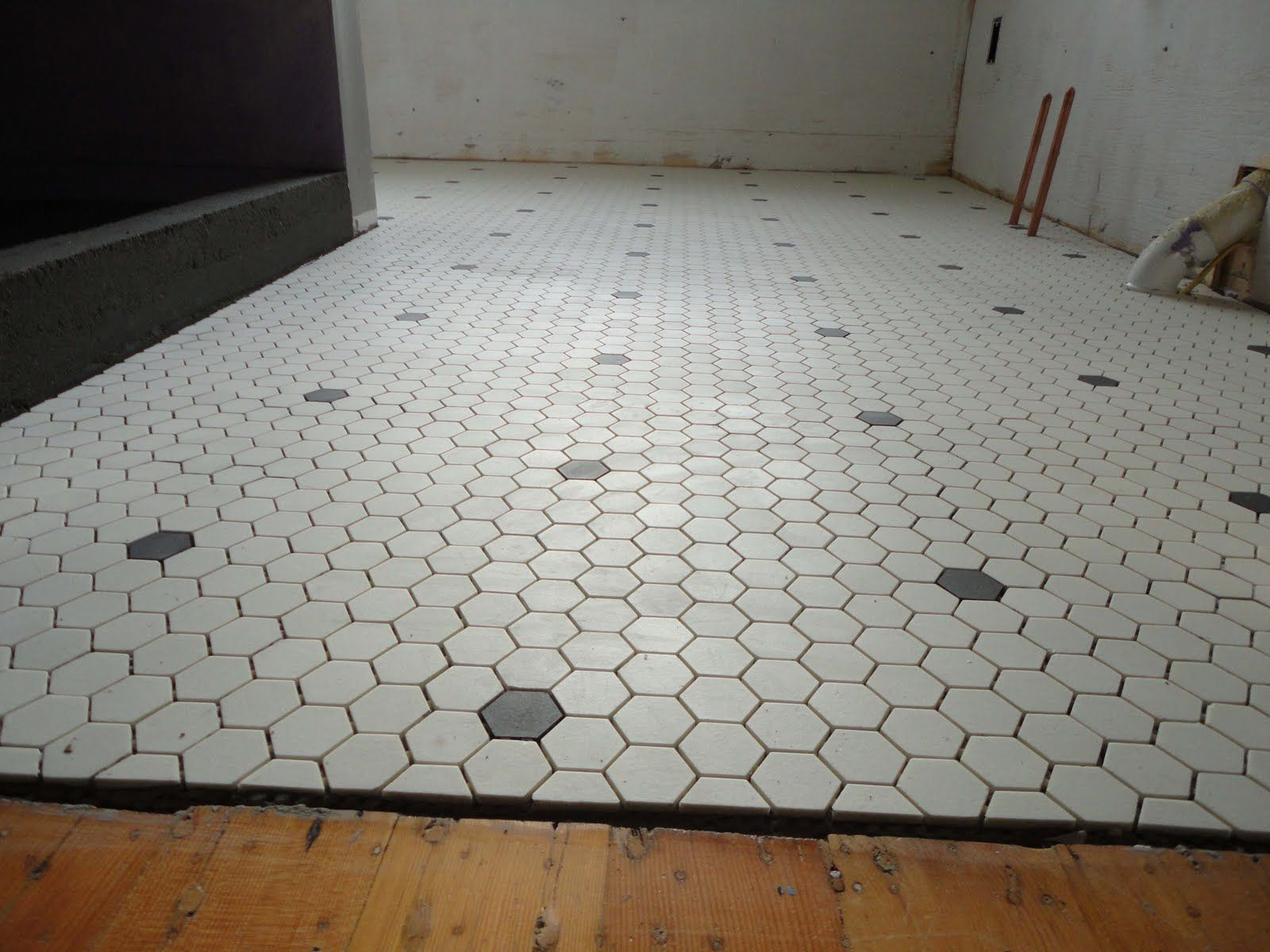 Good hexagon floor tile patterns tile pinterest tile good hexagon floor tile patterns dailygadgetfo Images