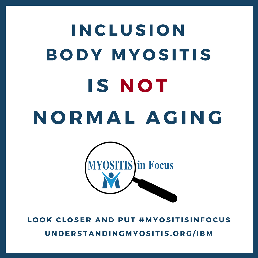 What is sporadic Inclusion Body Myositis? | Muscle ...
