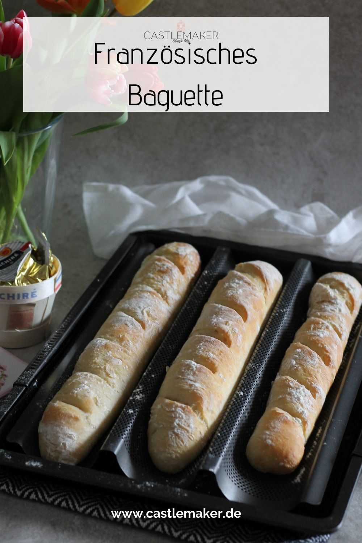 Krosses Baguette selber backen