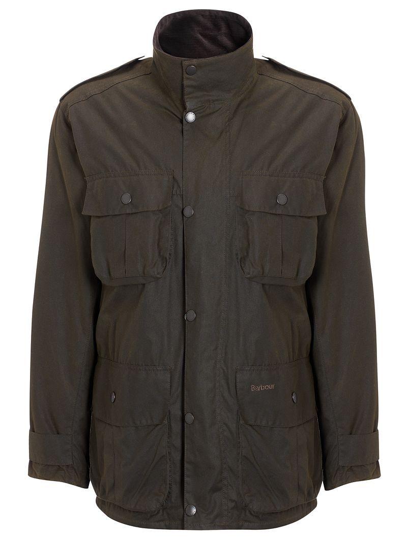 dccf9caaea0 Buy Barbour Trooper Wax Jacket