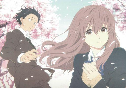 Anime Movie Where Girl Is Deaf Anime Animasi Cosplay Anime Howls Moving Castle