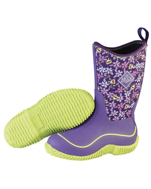 The New Hale by Muck Boots, will keep them comfy, warm and dry, no ...