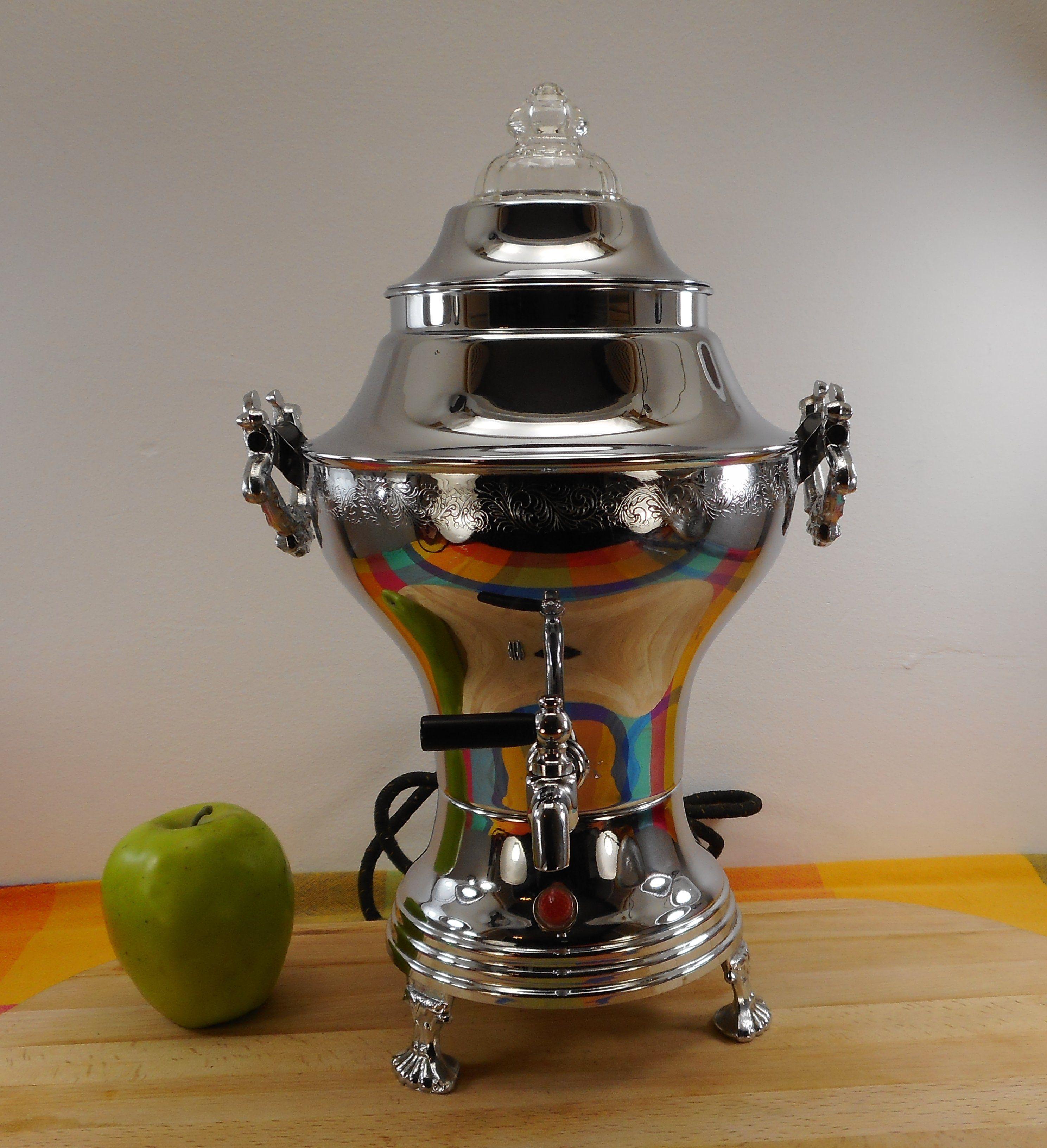 La Belle Coffee Percolator Urn