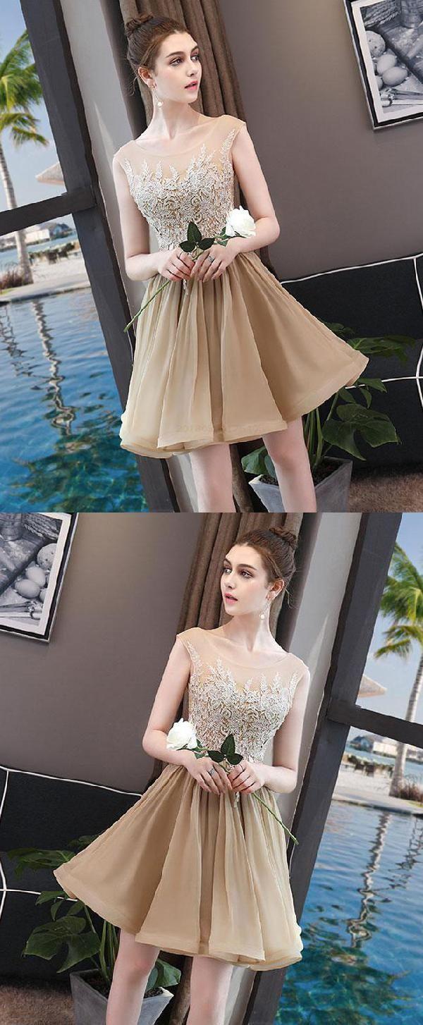 Short prom dresses prom dresses lace cute prom dresses luu