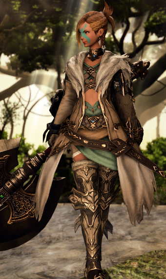 By Ihon Nuzhysa From Spriggan Check It Out On Eorzea Collection Final Fantasy Collection Fantasy Online Final Fantasy Xiv