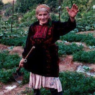 الجَدة الفلسطينية