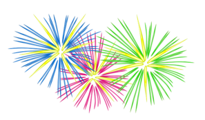 opaque fireworks clip art vector clip art online royalty free public domain