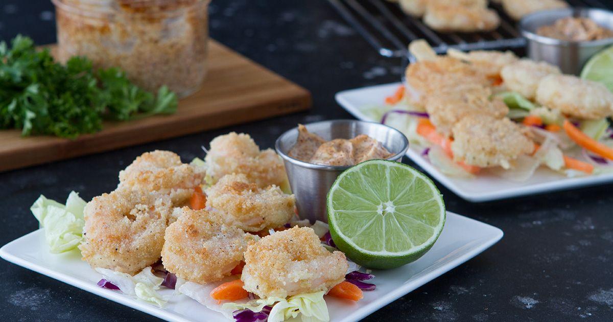 10 Best Breaded Shrimp Dinner Recipes   Breaded Shrimp Dinner Ideas